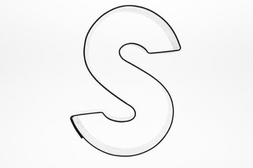 Großes S